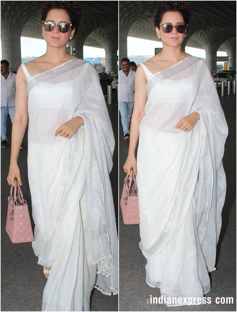 Best airport looks, Best airport looks bollywood, Aishwarya Rai Bachchan, Ranveer Singh, Kangana Ranaut, kareena kapoor khan, priyanka chopra, celeb fashion, bollywood fashion, indian express, indian express news