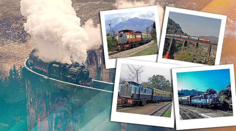irctc, Kangra Valley Railway, toy train, Firozpur division of Northern Railway, Pathankot, Joginder Nagar, toy train, India News, Indian Express