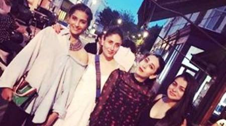 Kareena Kapoor Khan has the perfect pair of pants to inspire your next fun outing with friends