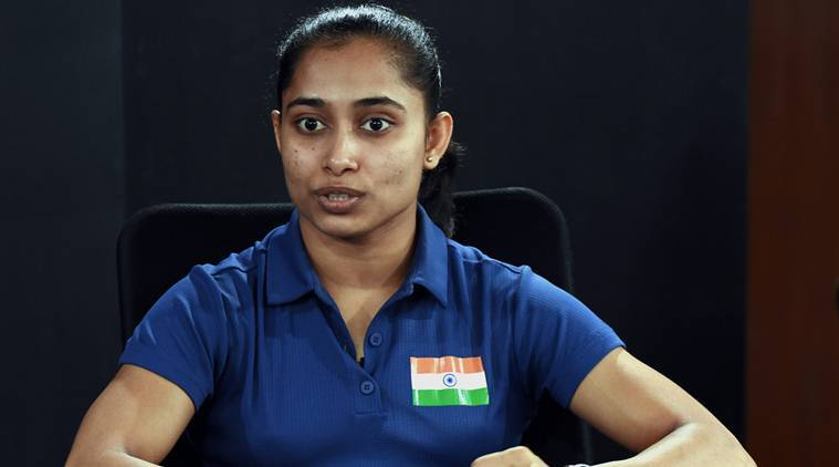 Asian Games will be Gymnast Dipa Karmakar s first major event since surgery  to treat an ACL injury. (Source  PTI) b60e20949