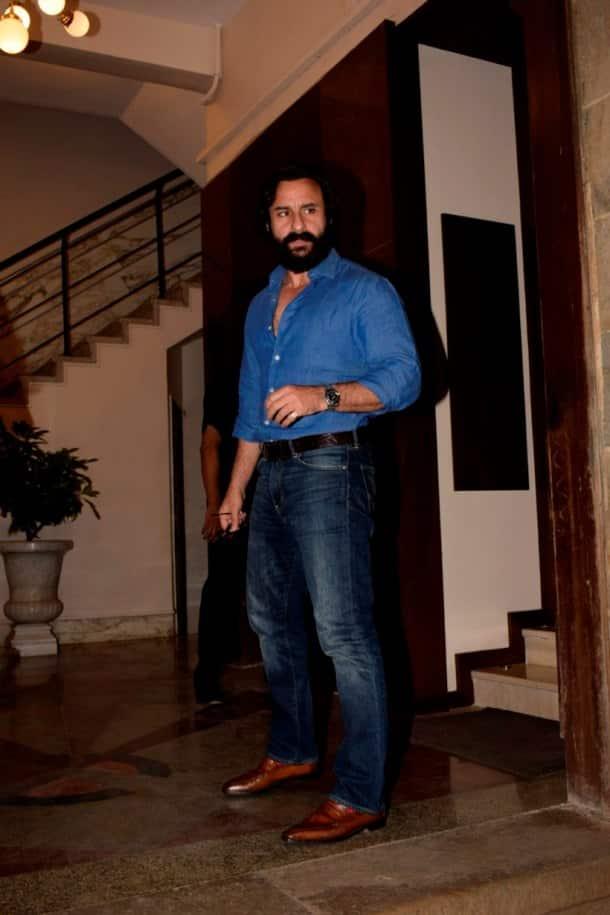 Saif Ali Khan karwaan party
