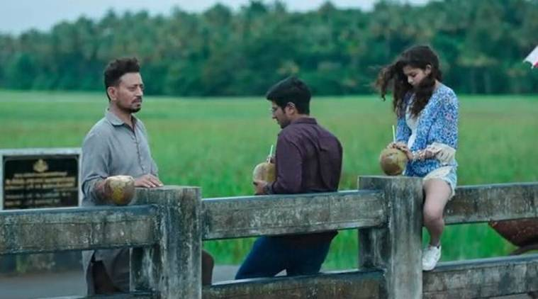 karwaan song featuring irrfan, mithila and dulquer