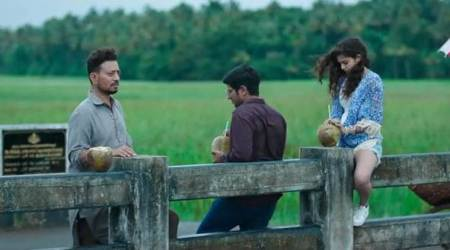 Karwaan director Akarsh Khurana: Irrfan's character has a lot of quirky dialogues