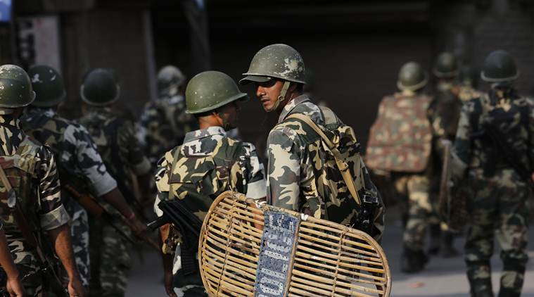kashmir SPO abducted, kashmir SPO released, militants release abducted SPO, Kashmir militants, kashmir police, indian express, india news
