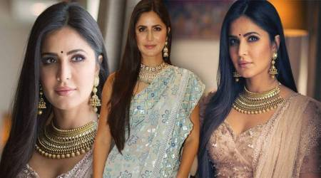 Be it a sari or lehenga, Katrina Kaif can always manage to look like a dream