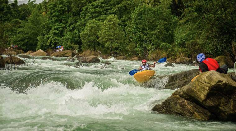 Kozhikode's rain-fed streams to host world-class kayakers this July