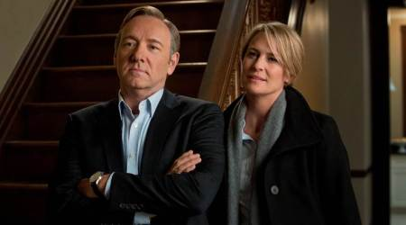 Robin Wright on Kevin Spacey: I didn't really know the man
