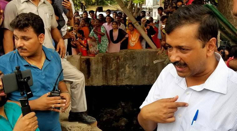 AAP govt set to approach SC today over services deadlock