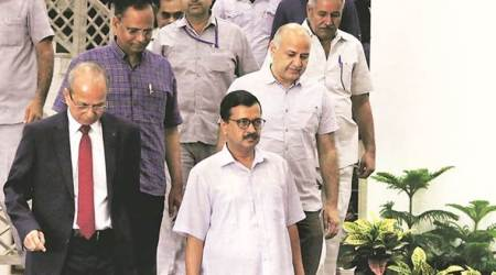 Delhi govt vs L-G power struggle: Fresh row over who controls services department