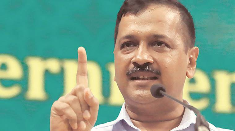 Bribery charge: Lokayukta drops Arvind Kejriwal's name from case,  Satyendar Jain's stays