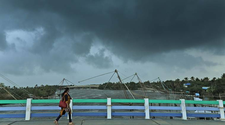 Kerala rains LIVE UPDATES: Forecasts for heavy shower in five districts, yellow alert issued