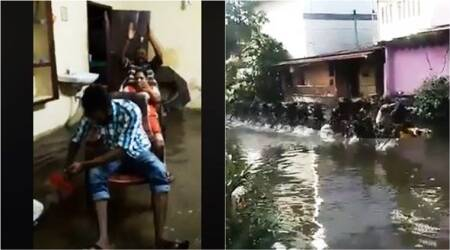 WATCH: These 'snake boat race' videos as Kerala rains continue are going viral