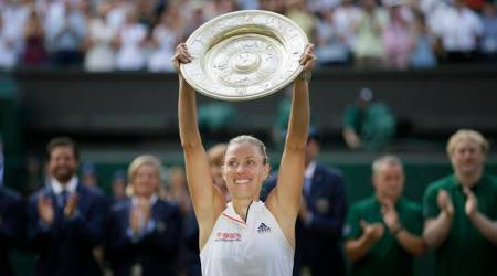 Angelique Kerber defeats Serena Williams to win Wimbledon 2018