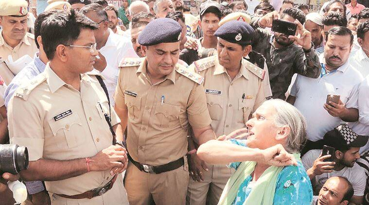 Kalka: Three years on, elderly woman's cry for justice finally reaches DCP's ears
