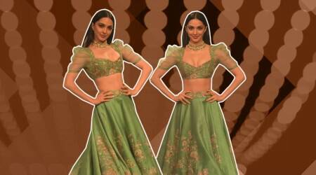 India Couture Week 2018: Kiara Advani looks like a modern-day bride as she walks for Shyamal and Bhumika