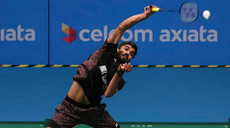 Kidambi Srikanth, Kidambi Srikanth India, India Kidambi Srikanth, Kidambi Srikanth news, Kidambi Srikanth updates, Kidambi Srikanth ranking, sports news, badminton, Indian Express
