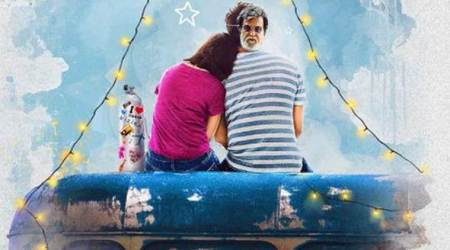 Kizie Aur Manny poster: Sushant Singh Rajput gives a Rajinikanth twist to The Fault In Our Stars remake