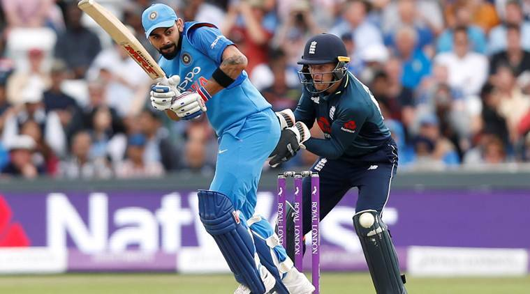 Virat Kohli, Virat Kohli runs, Virat Kohli records, Virat Kohli batting, India vs England, sports news, cricket, Indian Express