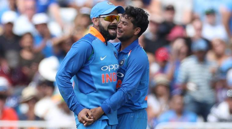 Kuldeep Yadav's spell was best I have seen in ODIs for a while, says Virat Kohli