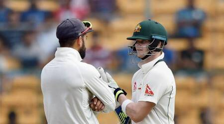 Virat Kohli currently best batsman because Steve Smith not there, says Ricky Ponting