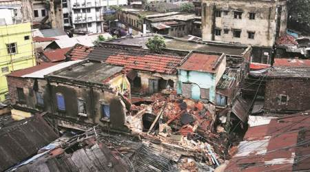 Kolkata: First floor of 150-year-old building collapses in Baithakkhana Bazar, two dead