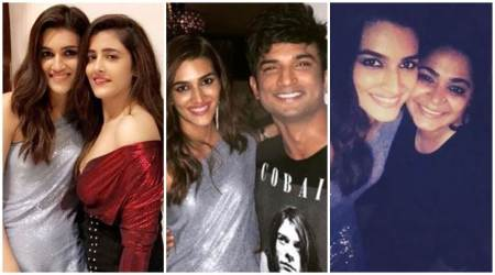 Kriti Sanon shares 'special moments' from her birthday celebration