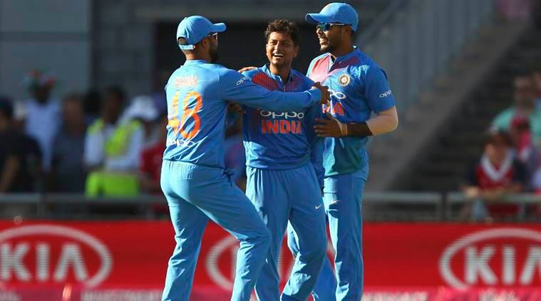 Sharma hits 100 as India edge England in T20 finale