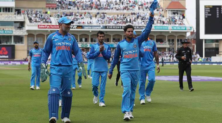 India vs England 2018: Kuldeep Yadav, Rohit Sharma shine to put India 1-0 up against England