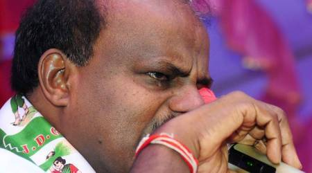 Kumaraswamy on Congress tie-up: Not happy, swallowing pain like Lord Shiva who drank poison