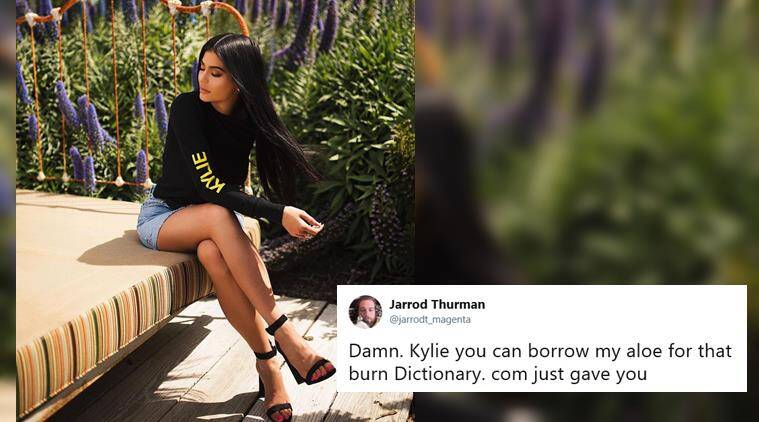 kylie jenner, forbes richest women list, forbes US richest women list, kylie jenner forbes cover, self made, dictionary kylie jenner tweet, dictionar savage tweets, viral news, funny news, indian express