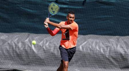 Wimbledon 2018: Nick Kyrgios ready to get serious