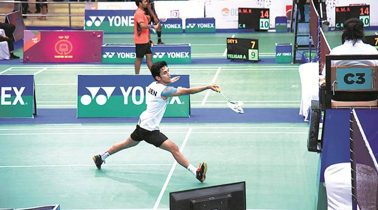 Lakshya Sen, Lakshya Sen India, India Lakshya Sen, Lakshya Sen win, Lakshya Sen tournament, sports news, badminton, Indian Express