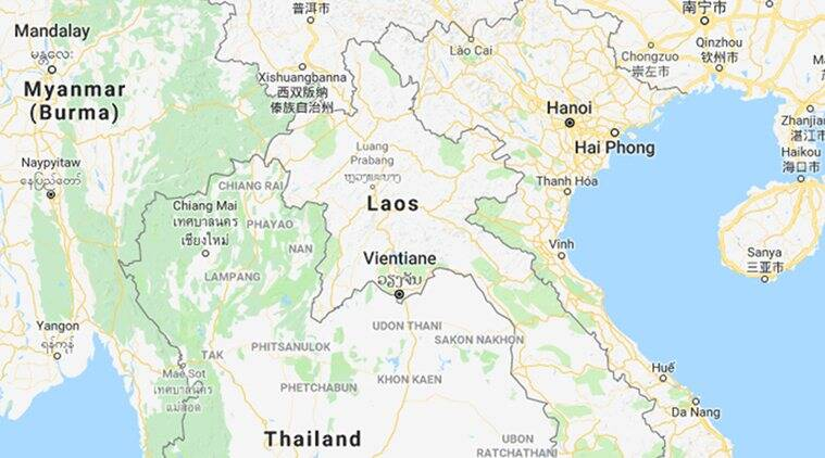laos dam collapse hundreds missing several feared dead in flash