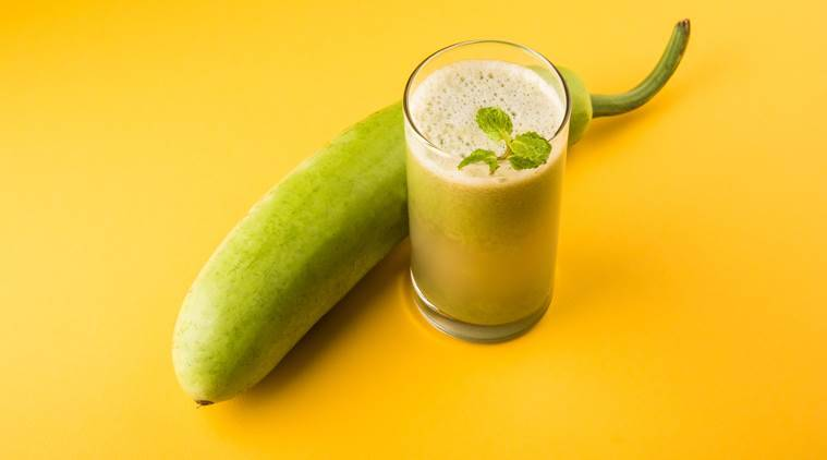 lauki, bottle gourd, benefits of lauki, benefits of lauki juice, bottle gourd health benefits, indian express, indian express news