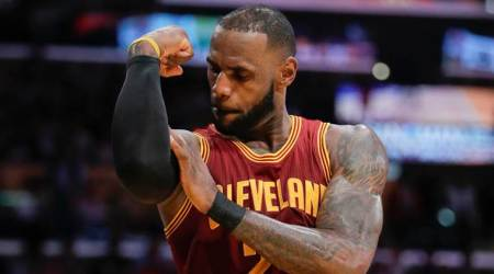 NBA: LeBron James leaves Cavs to join Lakers in four-year, $154 million deal