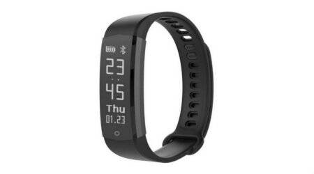 Lenovo HX06 Active smartband launched in India at Rs 1,299