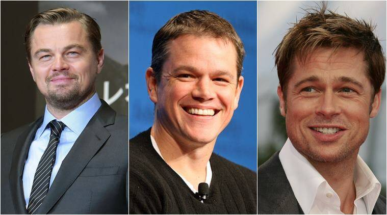 brad pitt leonardo dicaprio and matt damon had turned down