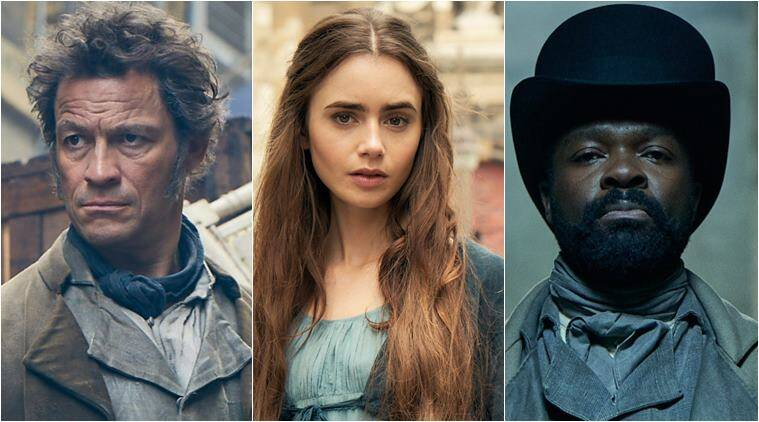 bbc les miserables first look posters