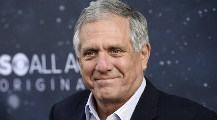 CBS Chairman Leslie Moonves Accused Of Sexual Harassment