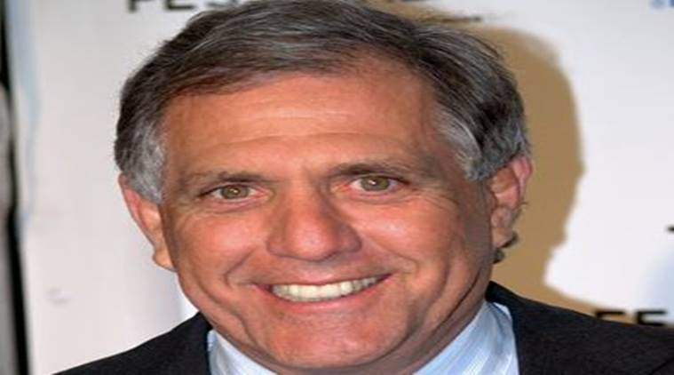 cbs shares tumble, leslie moonves, cbs moonves, les moonves sexual harassment, les moonves sexual allegation, hollywood reporter