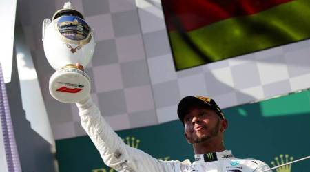 Lewis Hamilton in holiday mood after Hungarian GP victory