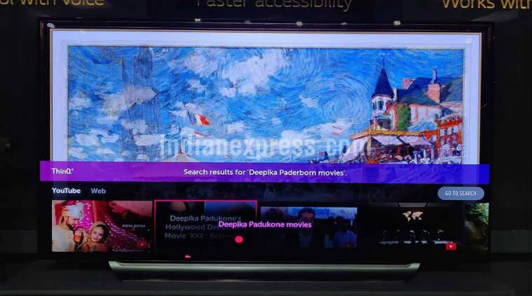 LG brings ThinQ AI OLED TVs to India; aims to target ultra premiumsegment