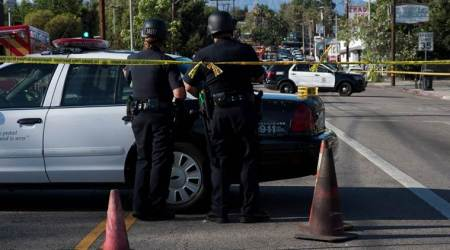Woman killed in Los Angeles grocery store standoff was shot bypolice