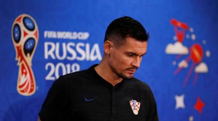 Croatia charge Liverpool's Dejan Lovren with false testimony
