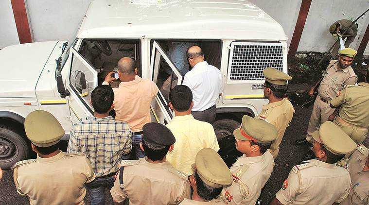 Lucknow: Security guard shot dead near Raj Bhavan, man flees with Rs 6 lakh