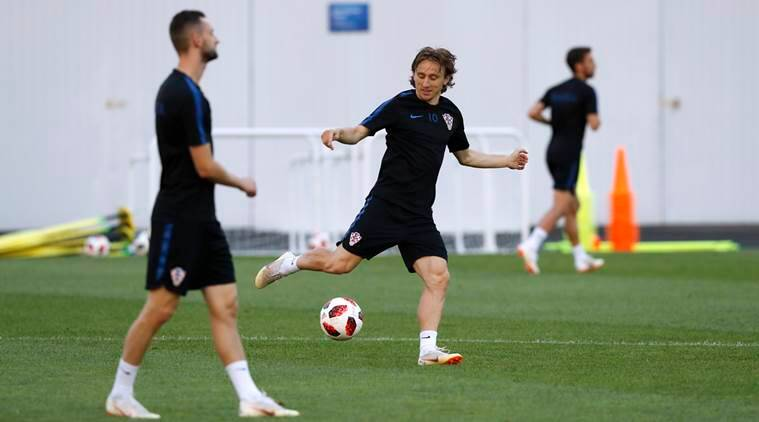 Russia vs Croatia Live Score FIFA World Cup 2018 Live Streaming