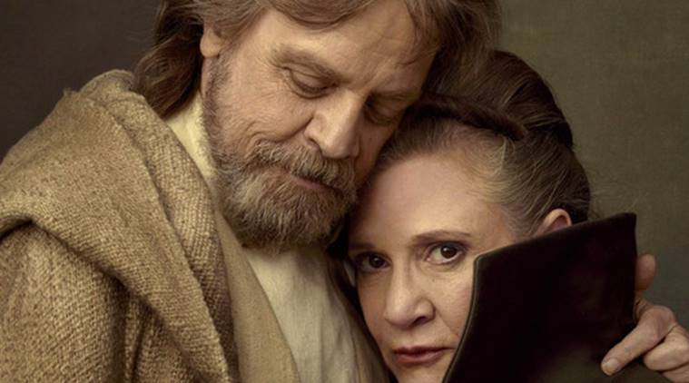 star wars the episode ix will see mark hamill and carrie fisher return