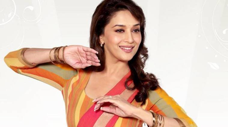 Madhuri Dixit on Dance Deewane
