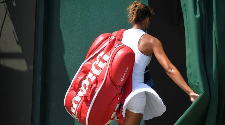 Madison Keys, Madison Keys news, Madison Keys updates, Madison Keys Wimbledon 2018, Wimbledon 2018, sports news, tennis, Global Express News