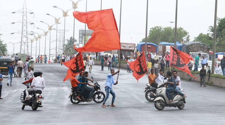Maharashtra Bandh LIVE updates: Traffic back to normal on Mumbai-Pune highway, protestors appeal for 'peaceful' bandh